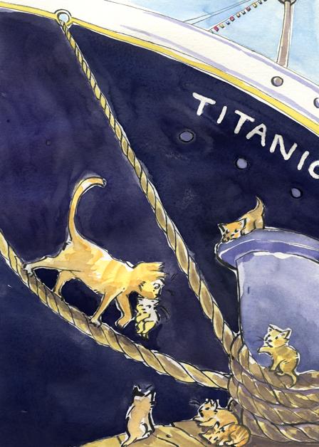 elizabeth_turner_elizabethdraws-com_14_4_15_titanicKitties